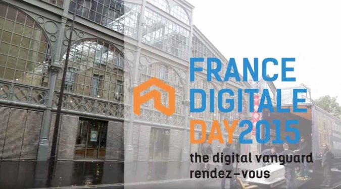 Video de presentation de France Digitale Day 2015