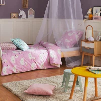 chambre d'enfant meublée Mondial Tissus