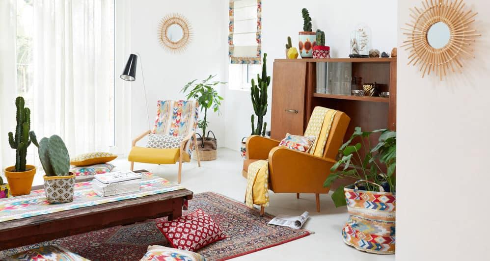salon meublé Mondial Tissus
