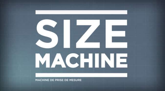logo de l'événement Unibail Size Machine