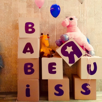 empilement de cubes Babies'r'us
