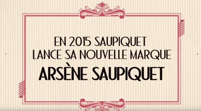 Lancement de la nouvelle marque Saupiquet en 2015