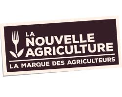Logo La Nouvelle Agriculture la marque des agriculteurs Terrena