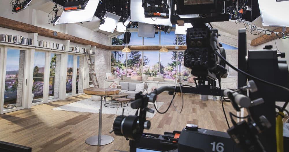 studio de film pour QVC