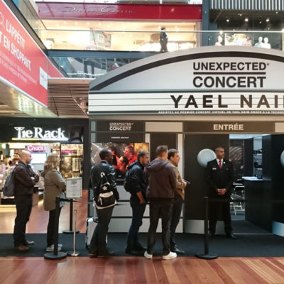 Concert en VR Unexpected Concert par Yaël Naïm